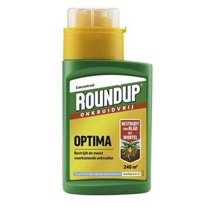 Roundup OPTIMA ONKRUIDVRIJ CONCENTRAAT 300ML VOOR 240M²