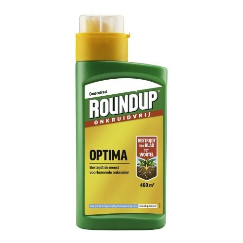 Roundup OPTIMA ONKRUIDVRIJ CONCENTRAAT 575ML VOOR 460M²