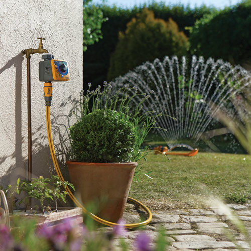 HOZELOCK HOZELOCK AQUA CONTROL PLUS WATERTIMER - WATERCOMPUTER