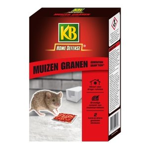KB Home Defense MUIZEN GRANEN GENERATION GRAIN TECH