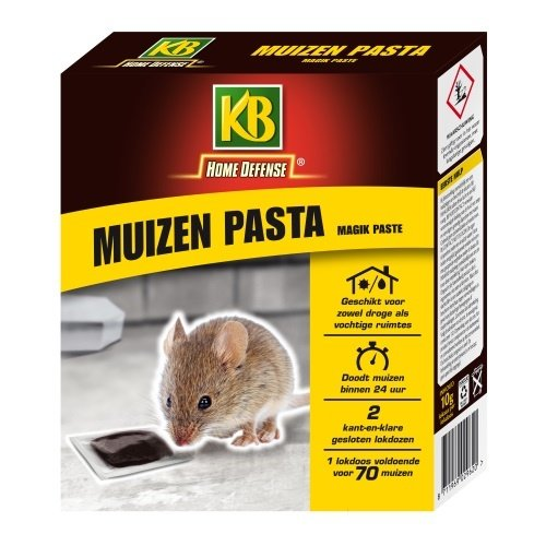 KB Home Defense MUIZEN PASTA MAGIK PASTE