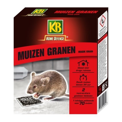 KB Home Defense MUIZEN GRANEN MAGIK GRAIN