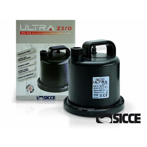 Sicce Sicce Ultra Zero 1600 Vlakzuigpomp