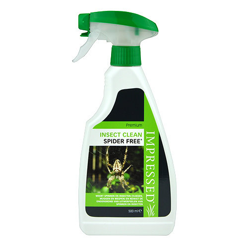 IMPRESSED SPIDER FREE SPRAY 500 ML