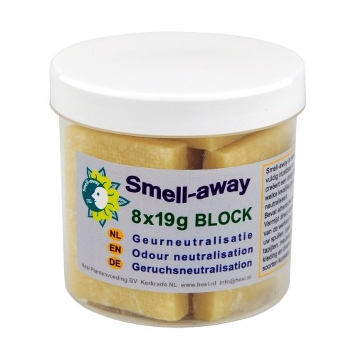 VAPORTEK SMELL-AWAY BLOCK 8 X 19 GRAM (SMELL-EX)