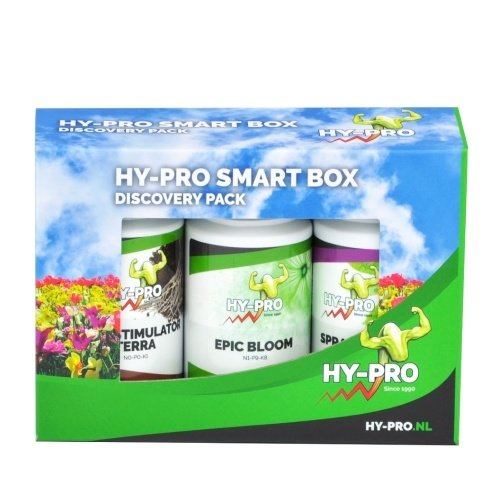 HY-PRO SMART BOX DISCOVERY PACK TERRA