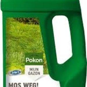 POKON  MOS WEG! STROOIBUS 400 GRAM 11M²