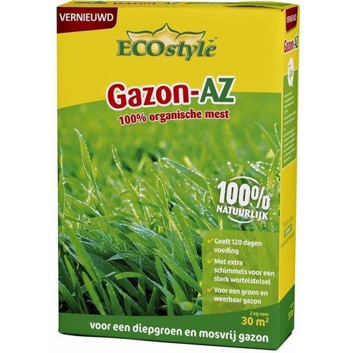 ECOSTYLE Gazon-Az - Gazonmeststoffen - 3.5 kg