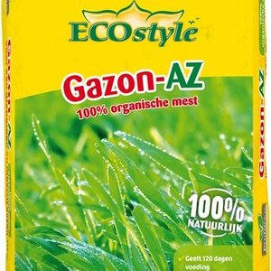 ECOSTYLE Gazon-Az - Gazonmeststoffen - 10 kg