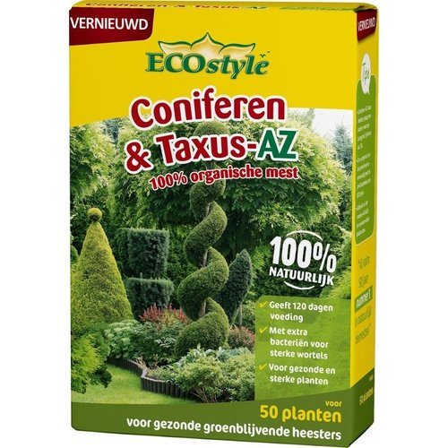 ECOSTYLE Coniferen & Taxus AZ 1,6 KG