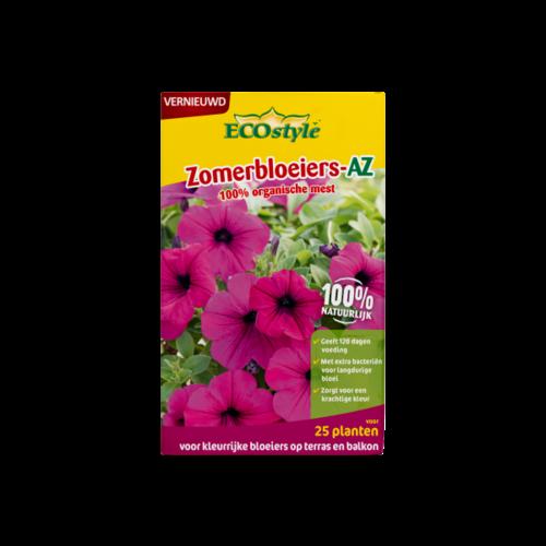ECOSTYLE Zomerbloeiers-AZ 800 g