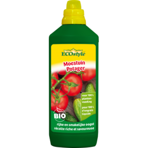 ECOSTYLE Moestuin Plantenvoeding  1000 ml