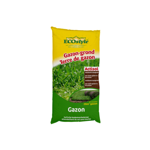 ECOSTYLE ECOstyle Gazongrond 40 liter