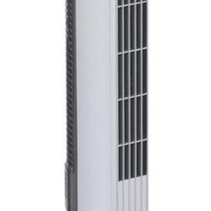 Bestron DFT430 DESIGN TOWER VENTILATOR 107 CM ZILVER 50 WATT