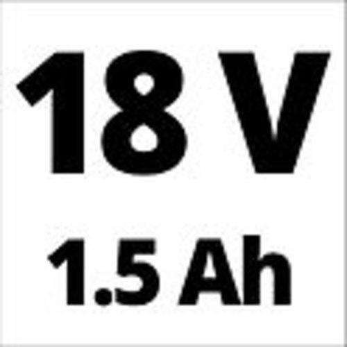 EINHELL EINHELL GC-CT 18/24 Li P ACCU GRASTRIMMER (1x1,5Ah)