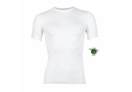 Heren Bamboo T-Shirt Wit
