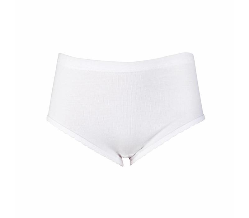 Beeren Dames Tailleslip Belinda Wit voordeelpack