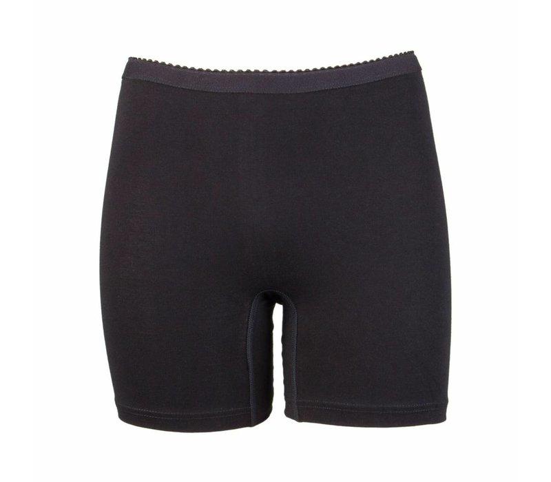 Beeren Dames Boxer Softly Zwart voordeelpack