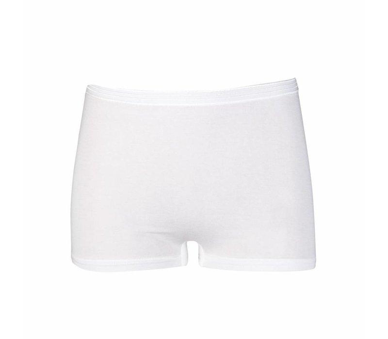 dames boxer comfort feeling wit voordeelpack