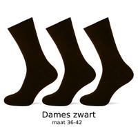 Sokken naadloos 3-pack