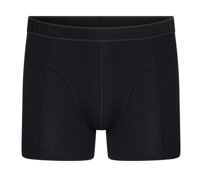 Beeren Heren Boxershort Hugo zwart 2-Pack