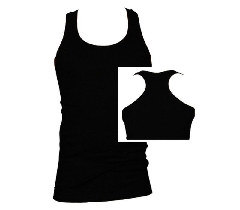 Beeren Heren Boxerhemd M3000 Zwart