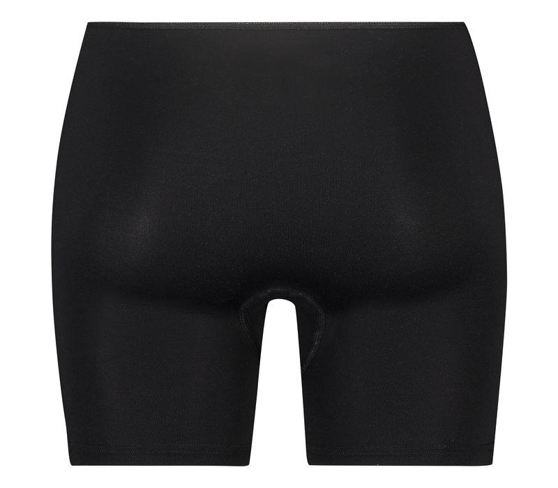 dames boxer elegance zwart