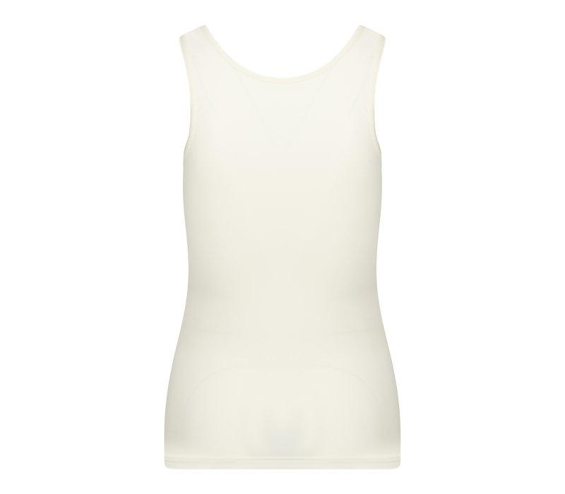 dames hemd elegance ivoor