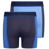 Beeren Mix & Match Jongens Boxer Blauw 2-Pack