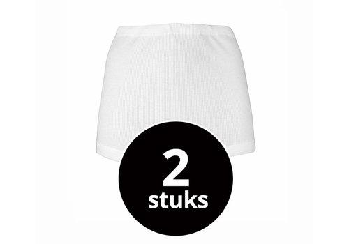 Beeren Dames Tailleslip Startex Wit 2-Pack