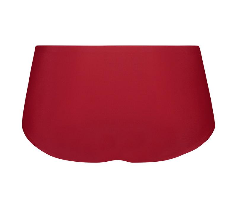 Beeren Dames Invisible Slip rood Voordeelpack