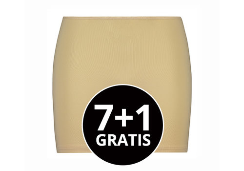 Beeren Dames Boxer Elegance Huidskleur Voordeelpack