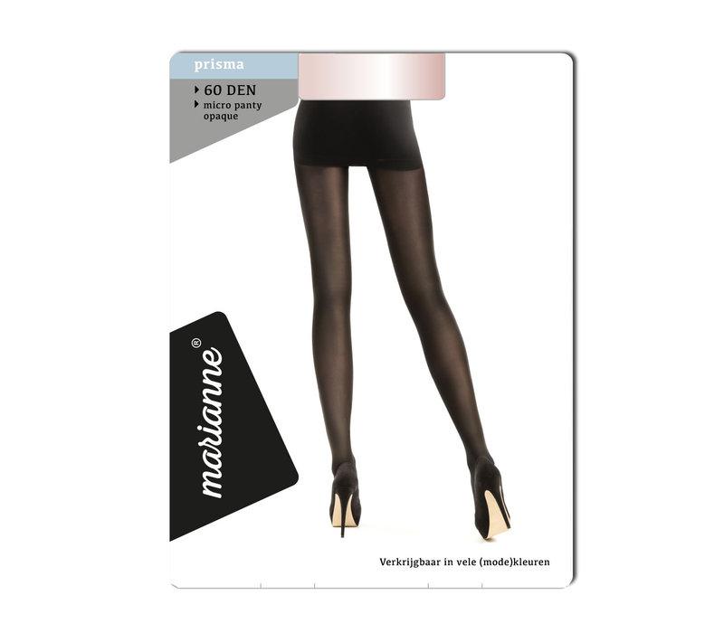 60 denier panty  opaque mat, kleur marine