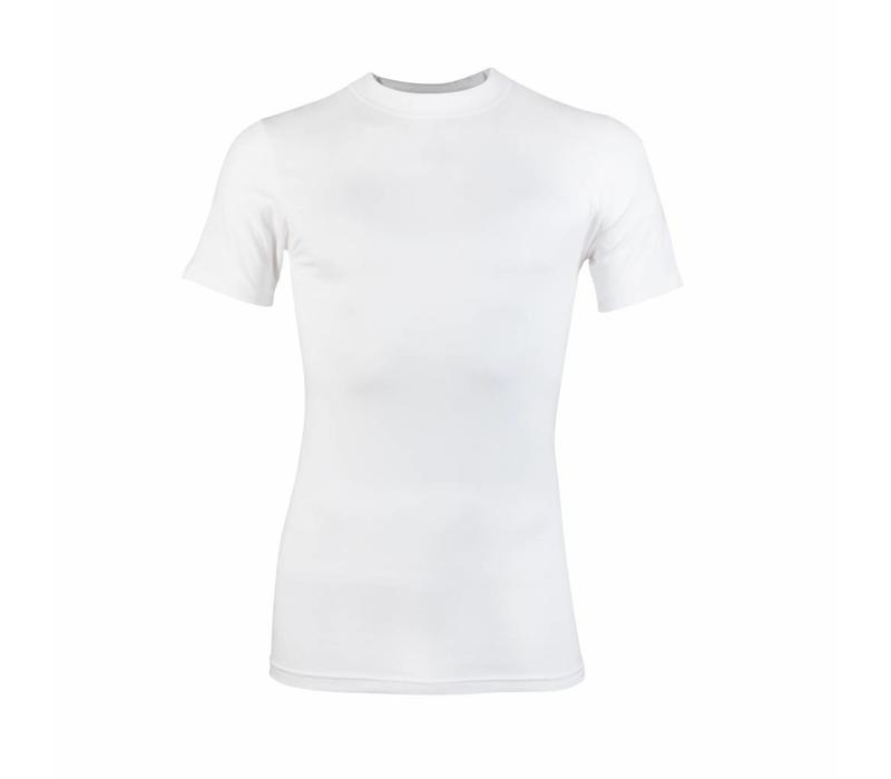 heren comfort feeling T-shirt wit