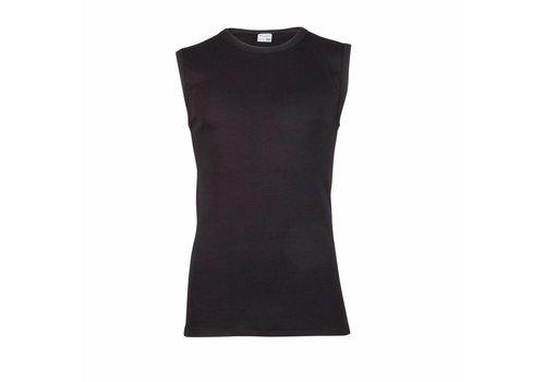 Beeren Heren Mouwloos Shirt M3000 Zwart