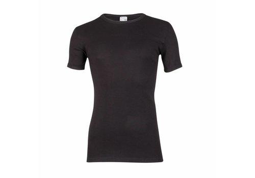 Beeren Heren T-Shirt Extra Lang M3000 Zwart