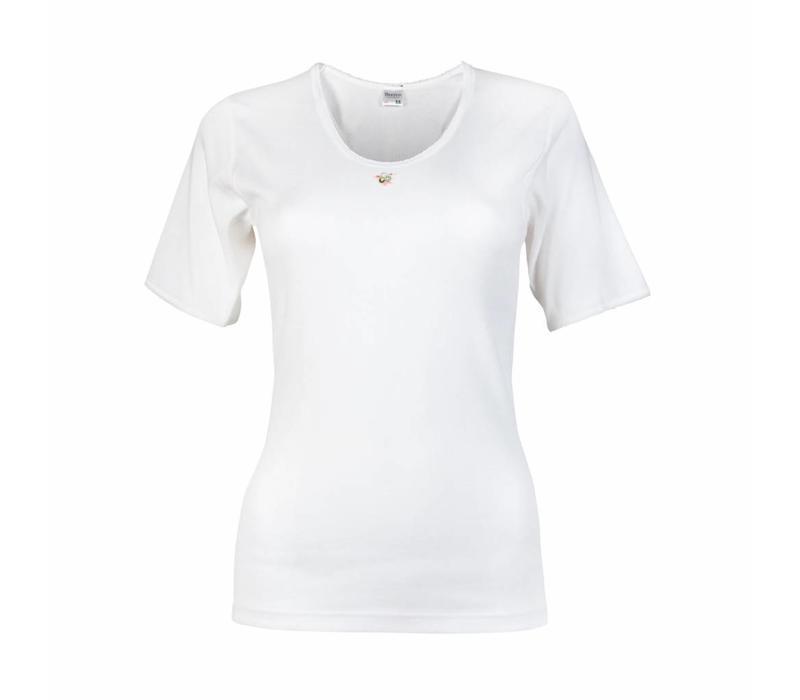 dames T-shirt M3000 wit