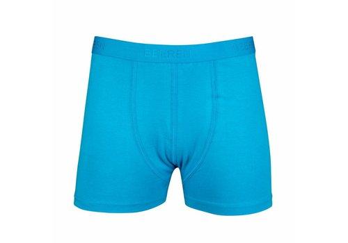 Beeren Jongens Boxershort Comfort Feeling Aqua 2-Pack