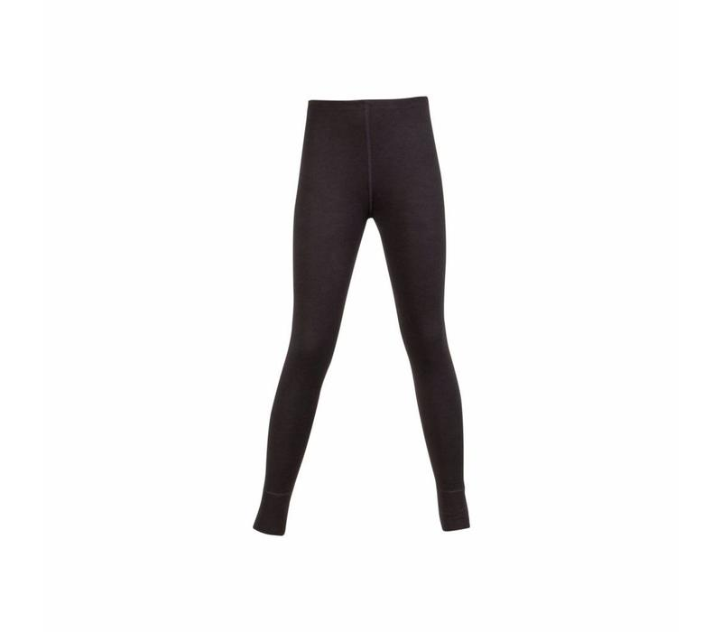 kinder thermo pantalon zwart
