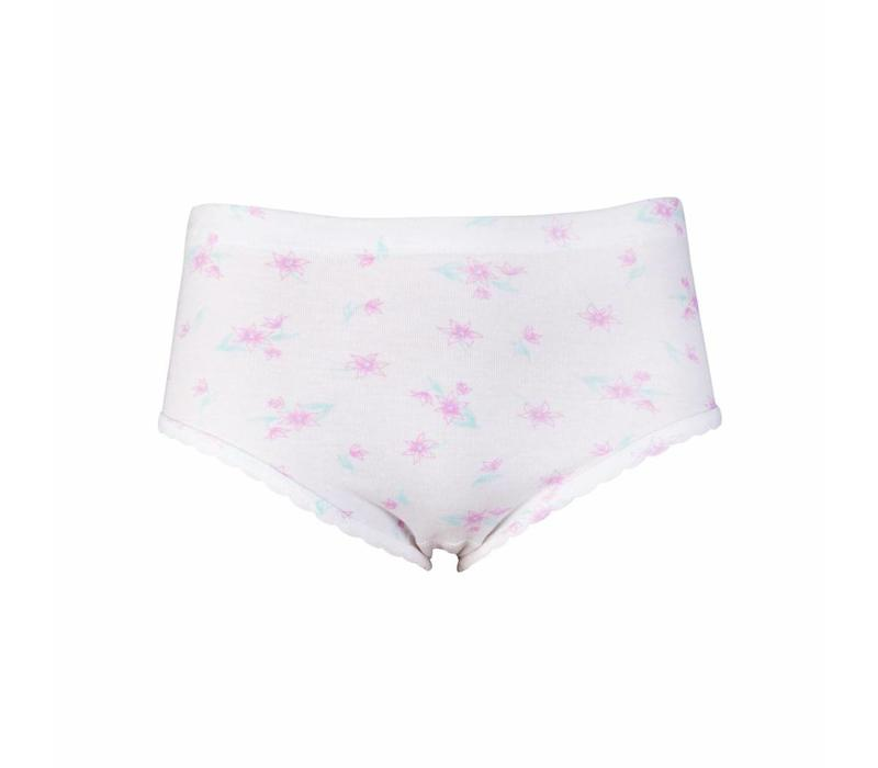 dames tailleslip rosa roze 2-Pack