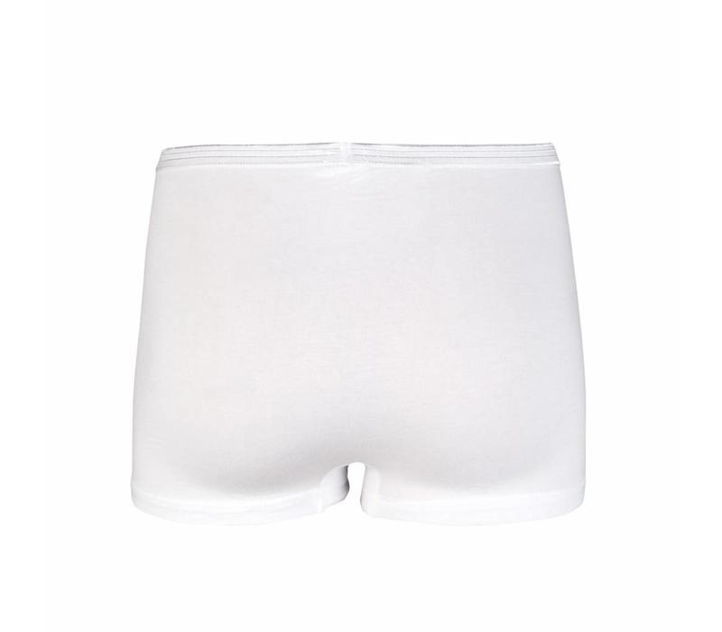 dames boxer comfort feeling wit 2-Pack