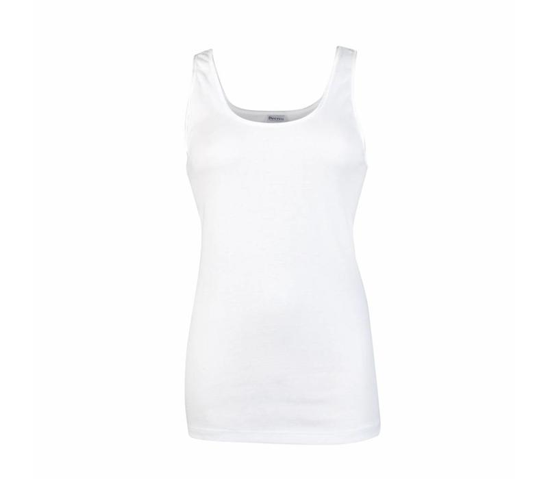 dames hemd madonna wit