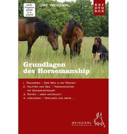 DVD 4er Box Horsemanship