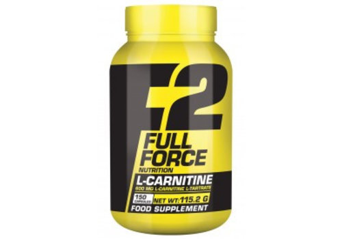 F2 Full Force F2 Full Force carnitine tabs