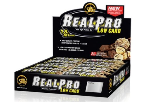All Stars All Stars real pro low carb bar