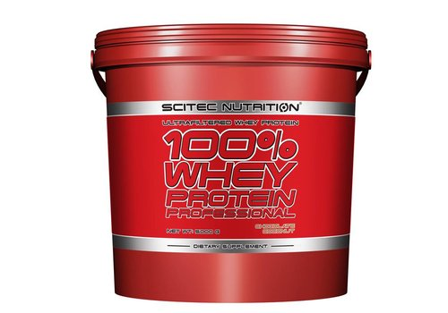 Scitec Nutrition Scitec Nutrition 100% whey protein profesional 5 kg