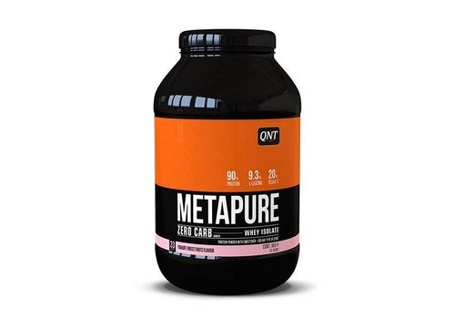 QNT QNT metapure whey isolate 908gr.