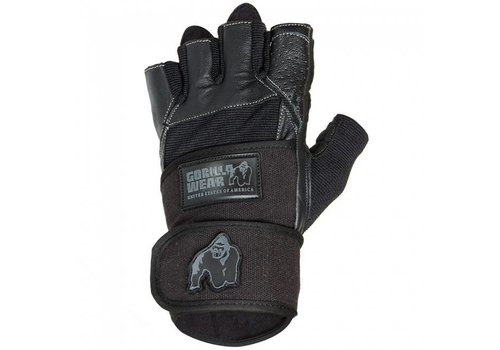 Gorilla Wear Gorilla Wear Dallas wrist wrap gloves