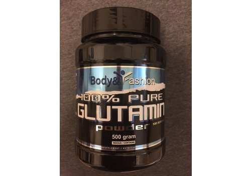 Body and Fashion Body and Fashion 100 % pure L-glutamine