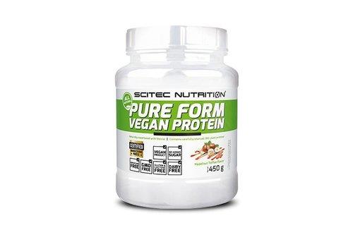 Scitec Nutrition Scitec Nutrition pure form vegan protein